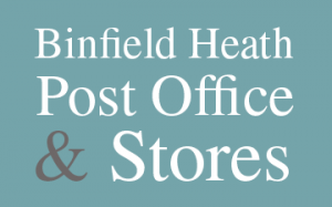 Binfield Heath Post Office & Stores